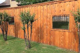 Wood Privacy Fence Builder Arrow Fence Company Tulsa Oklahoma