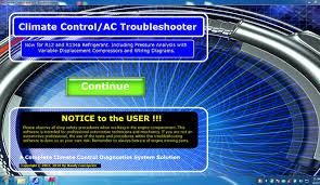 automotive hvac climate control
