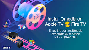 QNAP LIVE | Install Qmedia on Apple TV: Enjoy the best multimedia streaming  experience with a QNAP NAS