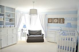 lovely powder blue and white nautical