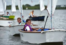 Youth Sailing Foundation summer camp in Vero Beach