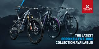 kellys bicycles gear and accessories