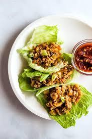 easy en lettuce wraps pf chang s