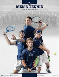 2018-19 Penn State Men's Tennis Yearbook by Penn State Athletics - issuu
