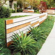 Homemade Home Decorations From Salvage Backyard Fences Fence Design Backyard