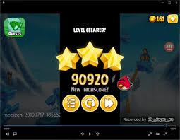Android - Angry Birds Seasons - Ragnahog - 1-6 - 90,920 - brandon ...