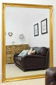 extra large classic ornate styled gold