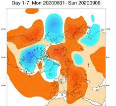 METEO Italia. La tendenza per SETTEMBRE 2020 con gli ultimi aggiornamenti «  3B Meteo