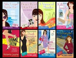 Read them all Abby Cooper Psychic Eye she is a funny lady trouble always  seems to find good thing her FBI hottie Dutch is alway…   Psychic eye,  Mystery books, Books