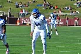 Adrian Butler - Football - Indiana State University Athletics