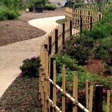 10 Simple Bamboo Fence Ideas For Your Garden Page 2 Of 43 Bamboo Garden Garden Fence Bamboo Trellis