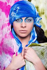 creative photoshoot makeup allison