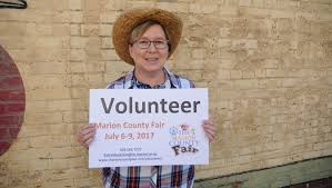 Marion County Fair is looking for volunteers