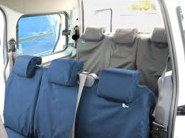 transit connect van seat covers town