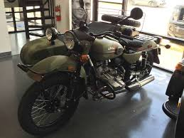 2016 ural gear up motorcycle from south