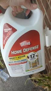 Ortho Home Defense Insect Killer For Indoor And Perimeter 1 Refill Indoor Insect Control Ortho