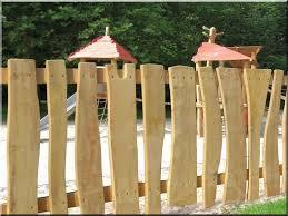 Garden Sleepers Bunnings Backyard Fences Fence Design Modern Fence