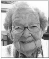 Myrtle JORDAN | Obituary | Grande Prairie Daily Herald Tribune
