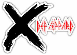 Def Leppard Hard Rock Heavy Metal Car Music Bumper Window Sticker Decal 5 X4 For Sale Online Ebay