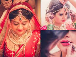 indian bridal makeup and hairstyles