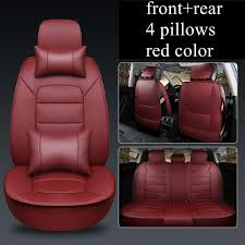 dingdian front rear 5seat seat cover