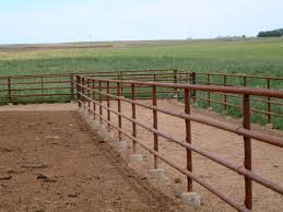 Steel Posts Blattner Feedlot Construction And Livestock Equipment