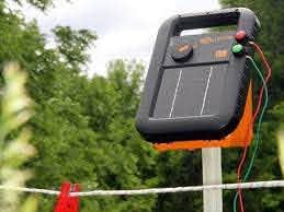 Portable Solar Fence Energizer S10 Gallagher Solar Energizers