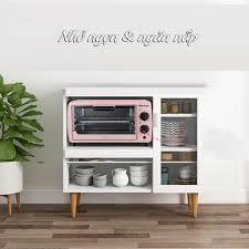 Lò nướng điện mini đa năng Kesun cao cấp 9L