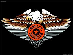 harley davidson eagle wallpapers top