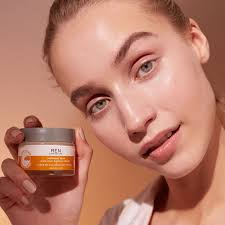ren clean skincare overnight glow dark