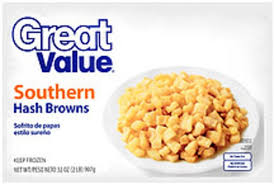 great value southern hash browns 32