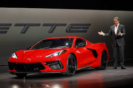 Chevy redefines an American icon with the $60,000 2020 Corvette ...