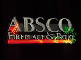 absco fireplace patio in birmingham