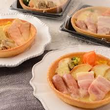 kaiseiya cheese fondue like tart