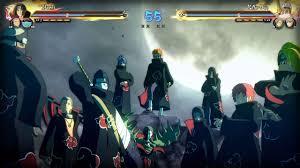 Naruto Shippuden Ultimate Ninja Storm 4 - New Team Ultimate Jutsus ...