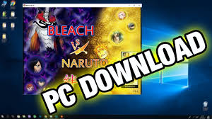 How to Install Bleach Vs Naruto for PC - Tutorial - YouTube