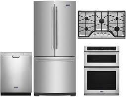maytag 4 piece kitchen appliances