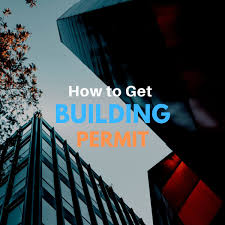 Building Permit Requirements Fees Application Forms And Procedure