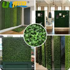 May Be Cheaper On Ebay To Cover The Fencing Artificial Plants Outdoor Artificial Plants Artificial Grass Wall