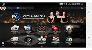 CARA LOGIN WM CASINO MOBILE