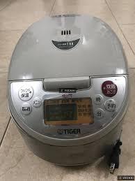 Nồi cơm điện Tiger JKW-A100 dung tích 1l, sx năm 2011 Made in Japan -  vechai.org