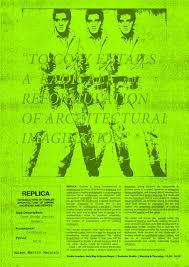 Replica - Art, Design and Architecture
