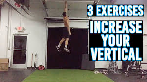 leg exercises to increase your vertical