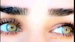 اجمل عيون خضر في العالم الوصف Youtube