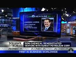 Dow CEO Andrew Liveris on Kuwait Deal ...