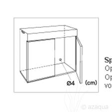ADA Wood Cabinet 90 (90x45x70cm) - aquarium furniture