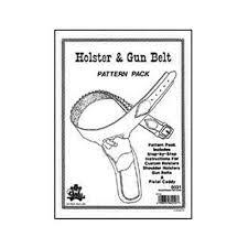 holster belt pattern pack simon