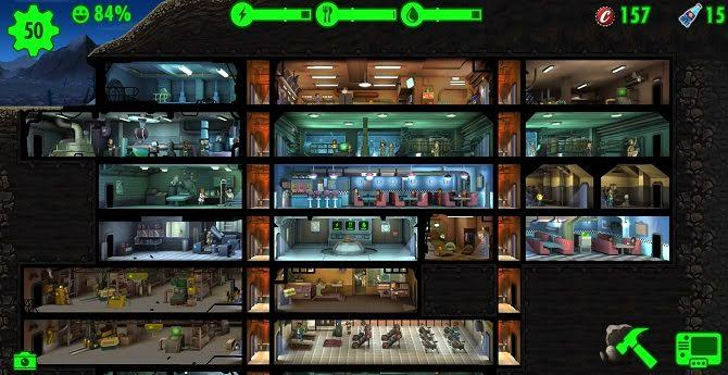 Image result for fallout shelter""