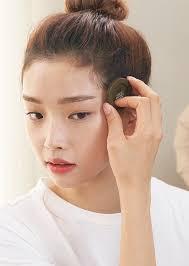 pang pang hair shadow makeup face