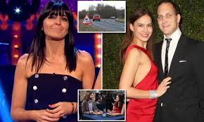 Claudia Winkleman's half sister seriously hurt in crash   Daily Mail Online